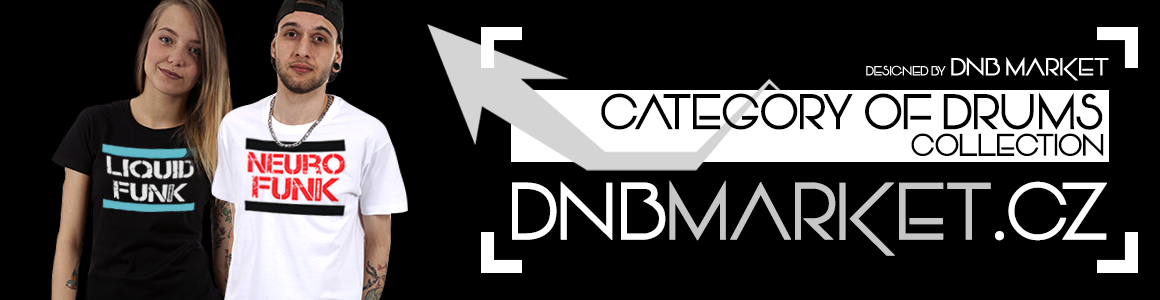 01 DNB Market - Category Of Drums